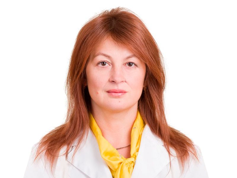 Легкая Светлана Борисовна
