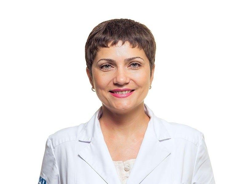 Стрюкова Євгенія Сергіївна