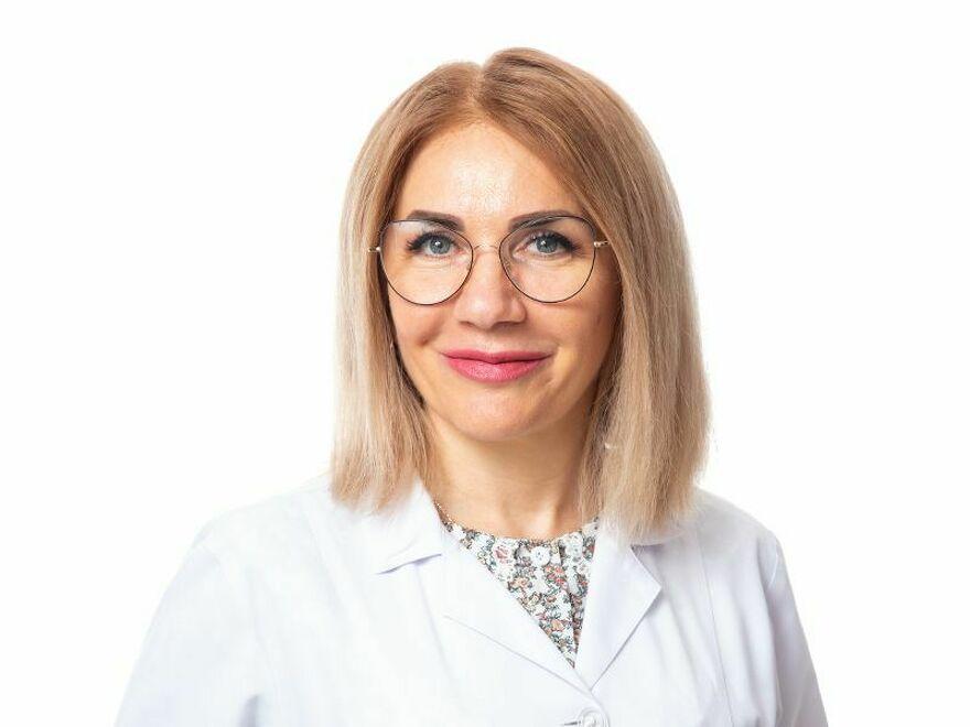 Фірсова Лаура Самвелівна